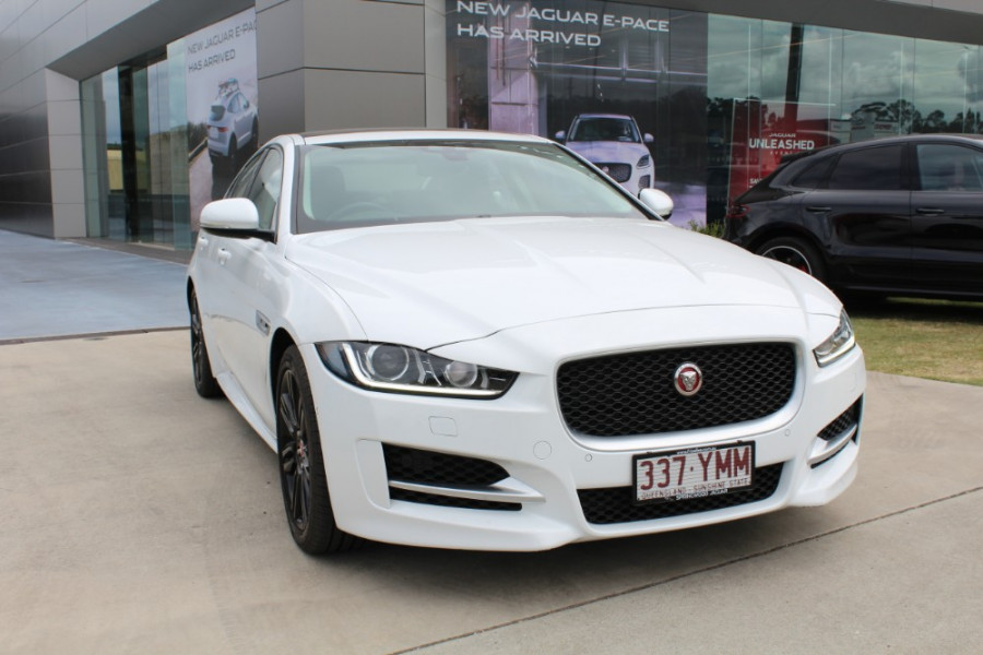 2016 Jaguar Xe X760 MY16 25t Sedan