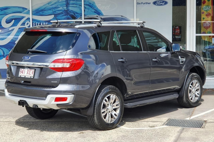 2017 Ford Everest 2017 Suv
