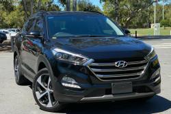 Hyundai Tucson Highlander (AWD) TLE