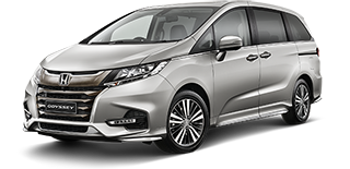 2020 MY0  Honda Odyssey 5th Gen VTi-L Wagon