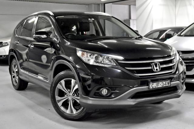 2012 Honda CR-V RM VTi-L Suv