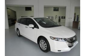 2013 Honda Odyssey 4TH GEN MY13 Wagon Image 4
