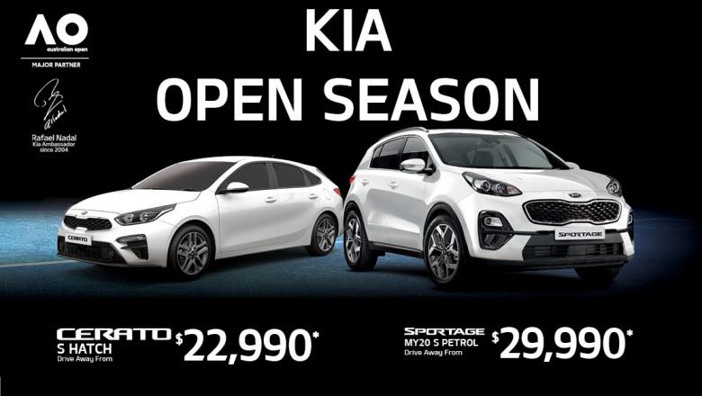 Sunshine Kia Open Season