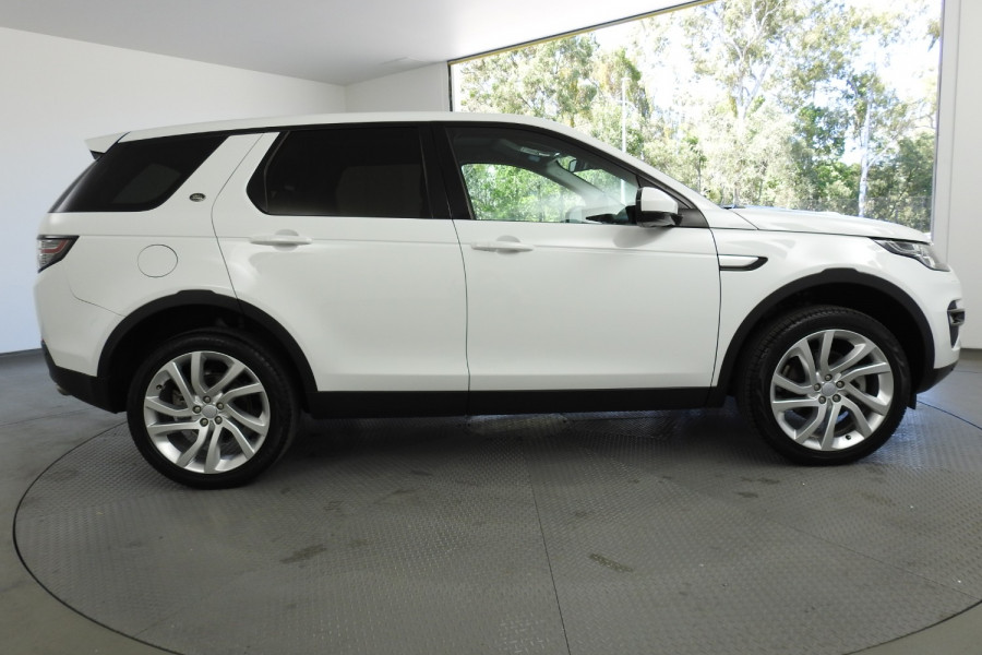 2016 MY16.5 Land Rover Discovery Sport L550 16.5MY SD4 Suv Image 2