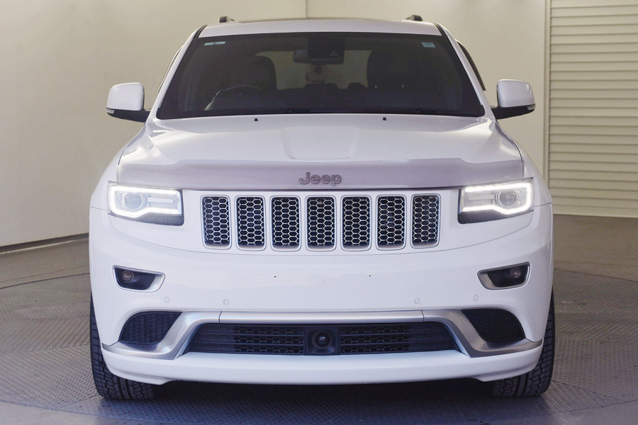 2015 Jeep Grand Cherokee WK Summit Suv Mobile Image 4