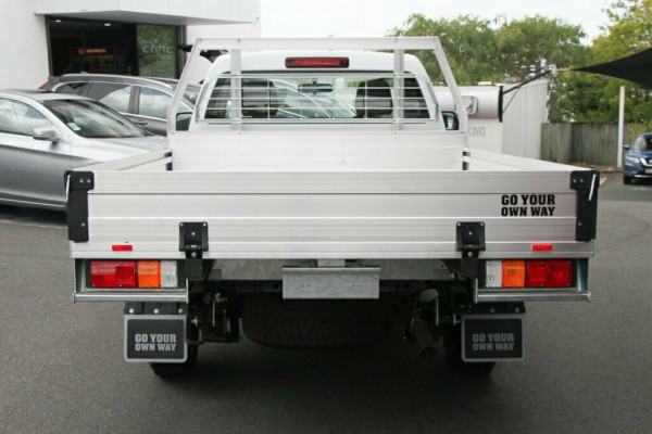 2019 Isuzu UTE D-MAX SX Single Cab Chassis Low-Ride 4x2  Cab chassis Mobile Image 7