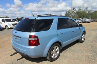 2009 Ford Territory SY MKII TX Wagon Image 3