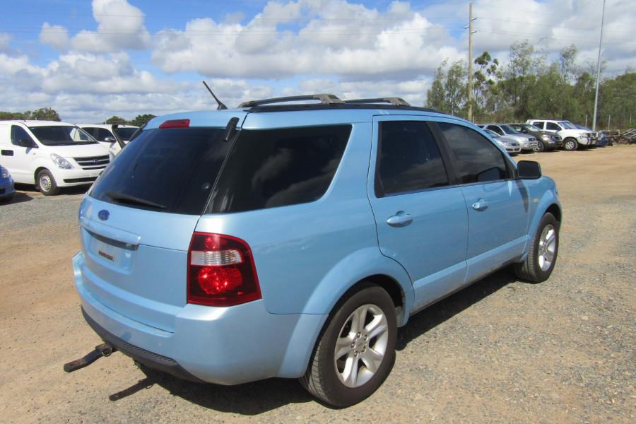 2009 Ford Territory SY MKII TX Wagon
