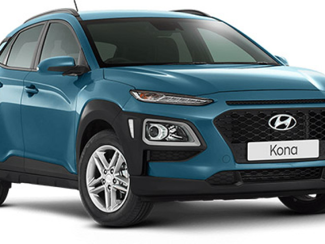 2019 MY20 Hyundai Kona OS.3 Active Suv Image 1