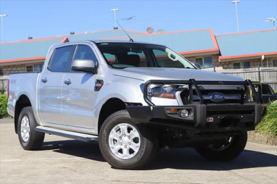 2018 Ford Ranger PX MkII MY18 XLS Utility Image 2