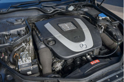 2007 Mercedes-Benz Cls-class C219 MY07 CLS350 Sedan Image 4
