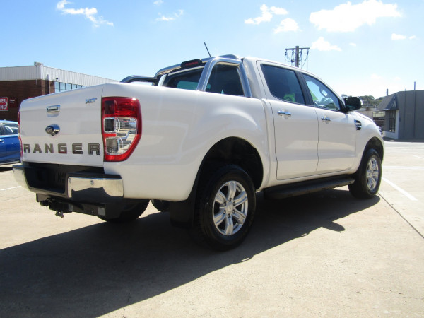 2019 MY20.75 Ford Ranger PX MkIII XLT Double Cab Dual cab