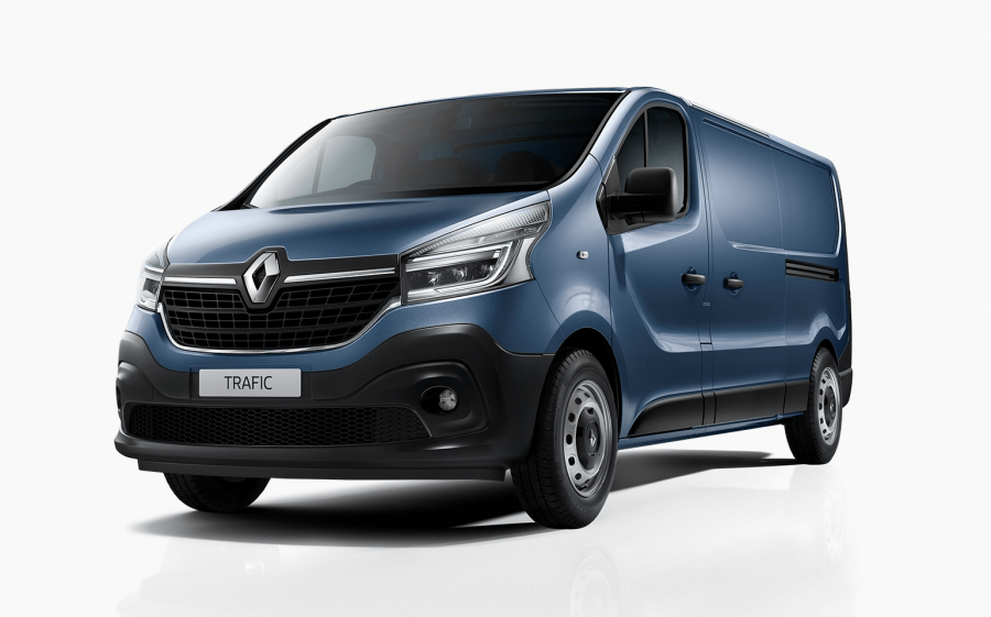 2020 MY21 Renault Trafic L2H1 Long Wheelbase Premium Van Image 1