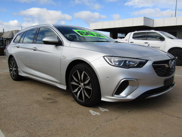 2018 Holden Commodore ZB  RS Wagon