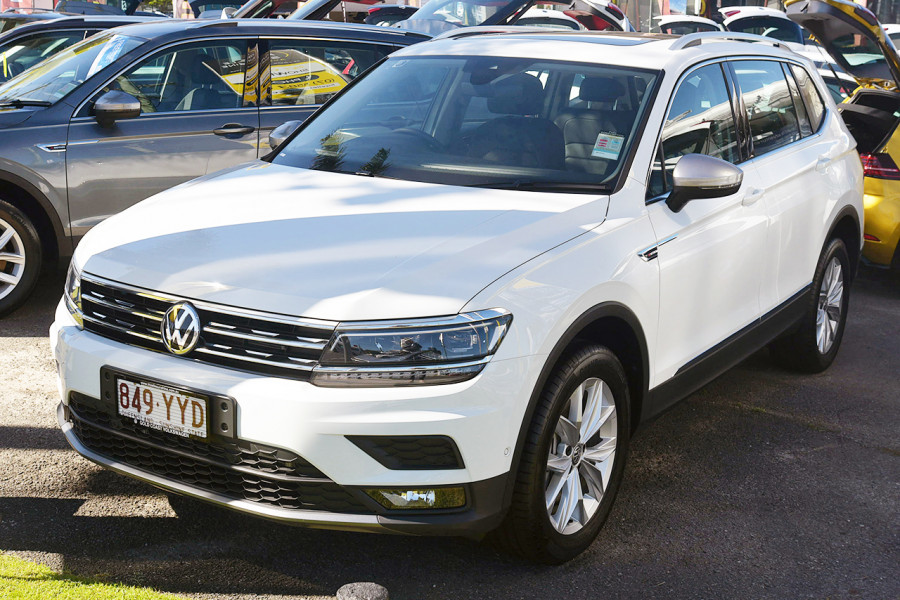2018 MY19 Volkswagen Tiguan Allspace 5N Comfortline Wagon Mobile Image 1