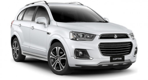 2018 Holden Captiva CG LTZ 7 seat awd
