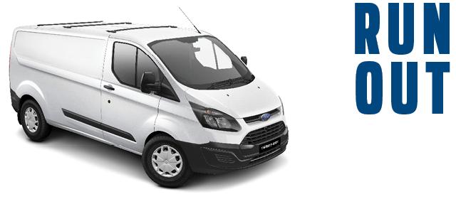 Transit Custom 340L Van