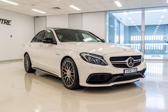 2016 MY07 Mercedes-Benz C-class W205  C63 AMG S Sedan Image 48