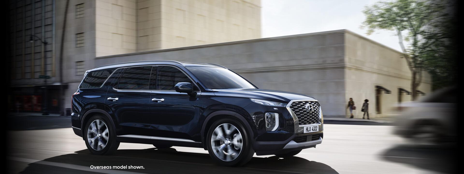 All-new Hyundai Palisade. Image