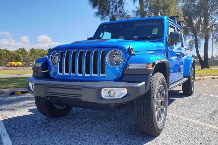 2020 Jeep Gladiator Overland Utility