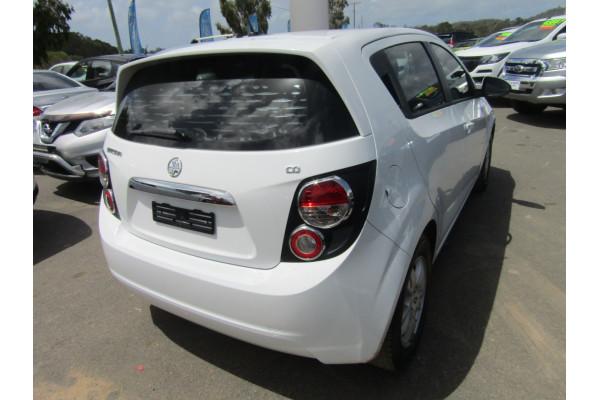 2014 Holden Barina TM MY14 CD Hatchback Image 5