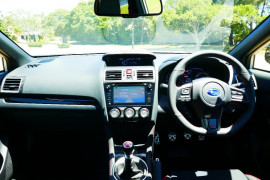 2017 MY18 Subaru WRX STI V1 STI Sedan