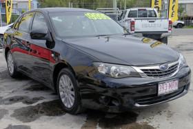 Subaru Impreza R AWD G3 MY09