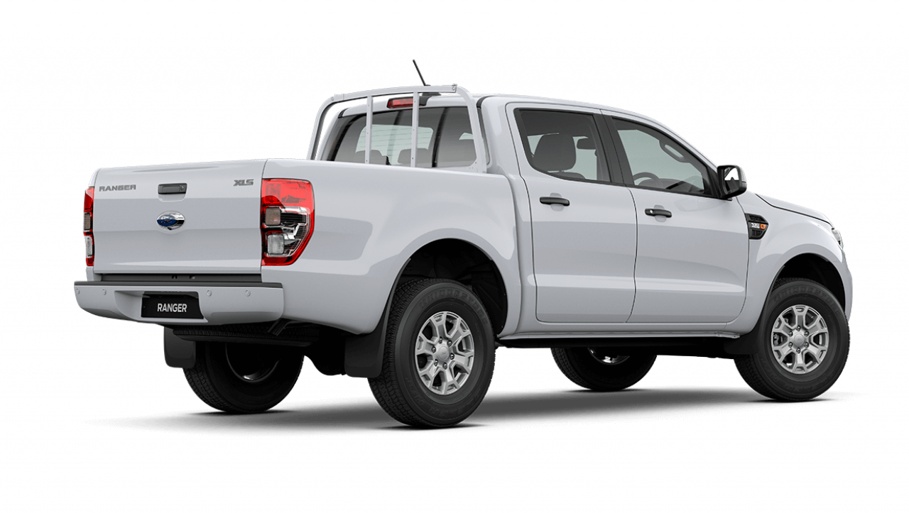 2020 MY20.75 Ford Ranger PX MkIII XLS Utility Image 4