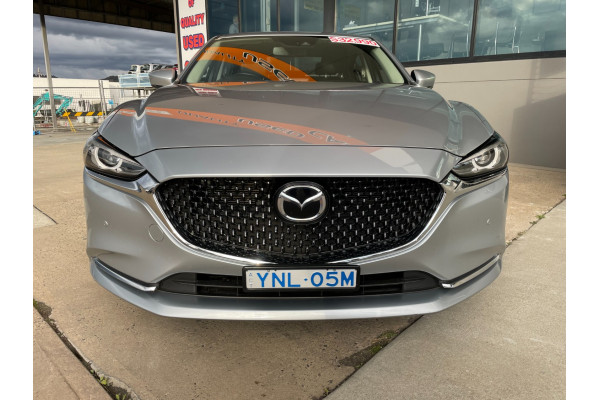 2018 MY19 Mazda 6 GL Series Touring Sedan Sedan Image 2