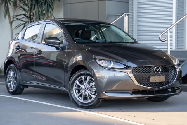 2021 Mazda 2 DJ Series G15 Pure Hatchback