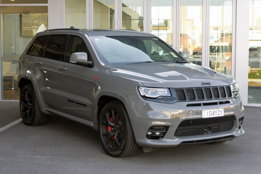 2019 Jeep Grand Cherokee WK SRT Suv