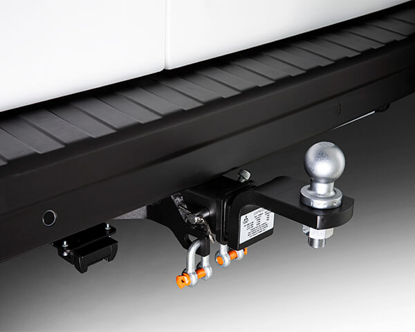 Towbar Kit - Without Rear Step
