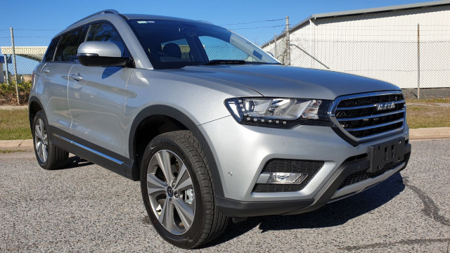 2020 MY19 Haval H6 LUX Suv Image 8