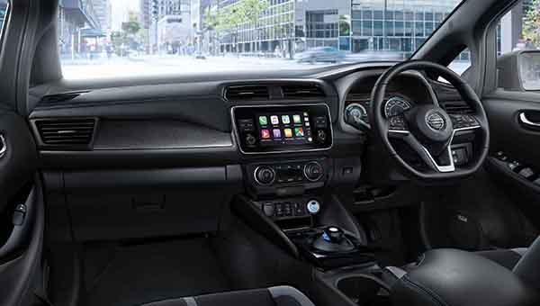 LEAF Nissan Intelligent Mobility