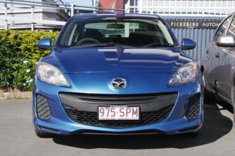 2012 Mazda 3 BL Series 2 Neo Sedan Image 2