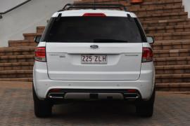 2011 Ford Territory SZ Titanium Wagon Image 4