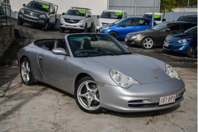 2004 Porsche 911 996 MY04 Carrera Cabriolet Convertible Image 4