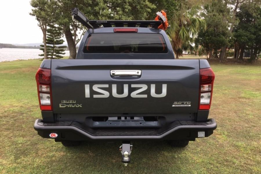 2019 Isuzu UTE D-MAX LS-M Crew Cab Ute 4x4 Ute