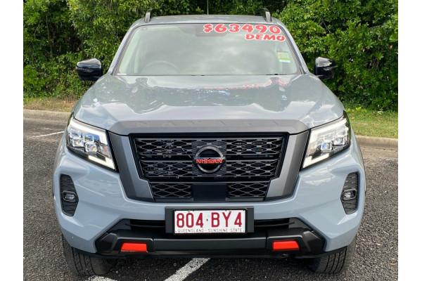 2021 Nissan Navara D23 PRO-4X Utility Image 4