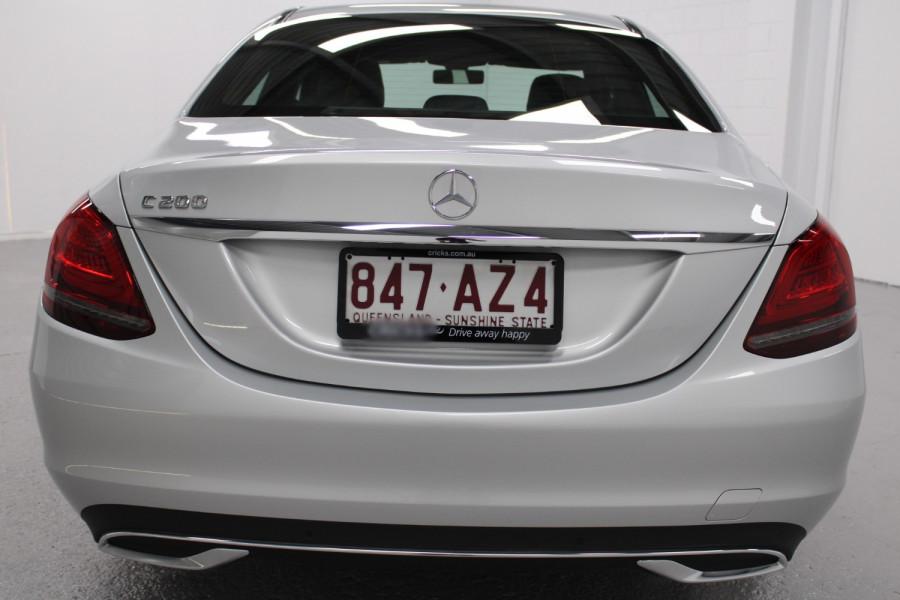2020 Mercedes-Benz C-class C200 Image 5