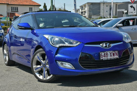 Hyundai Veloster + Coupe D-CT FS2