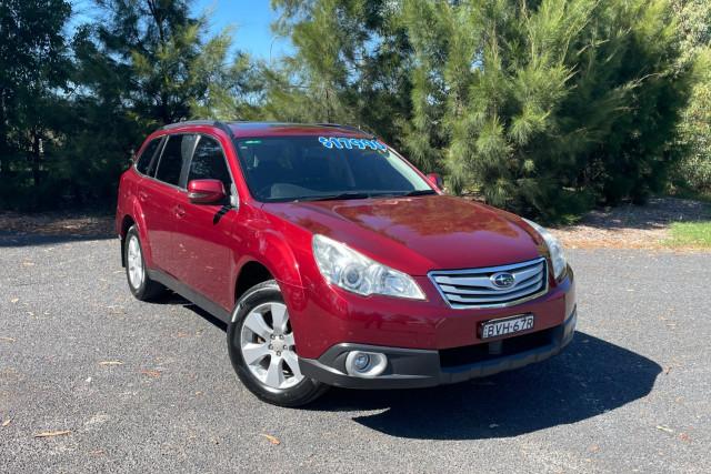 2011 Subaru Outback Premium