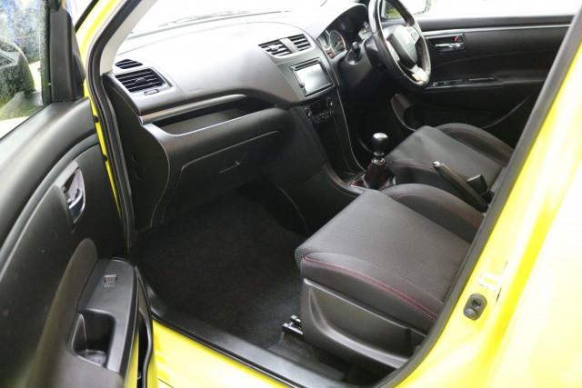 2015 Suzuki Swift FZ MY15 SPORT Hatchback Image 5