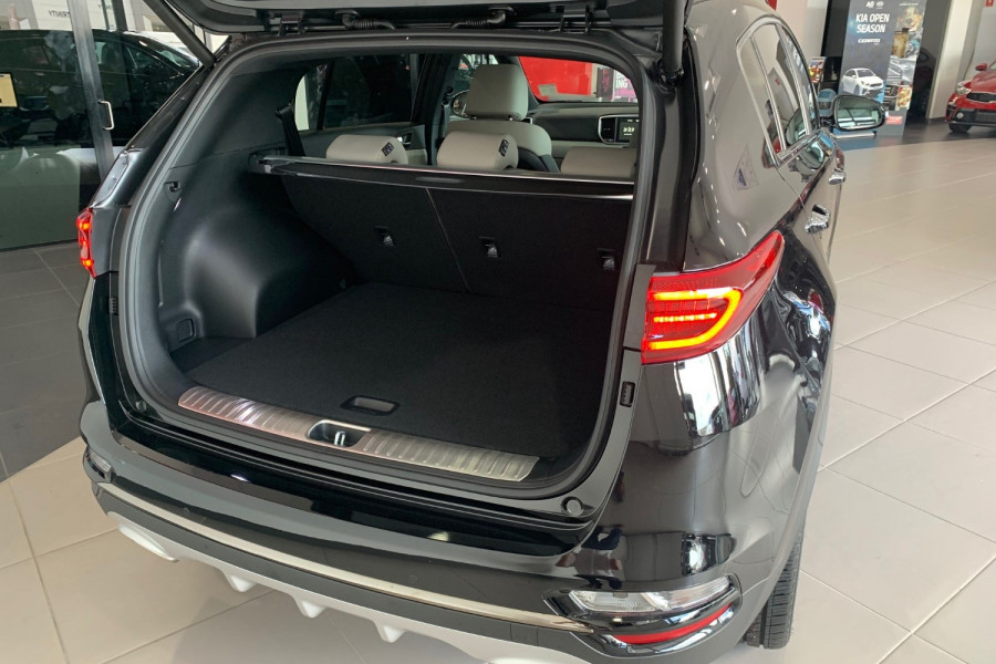 2020 Kia Sportage QL GT-Line Suv