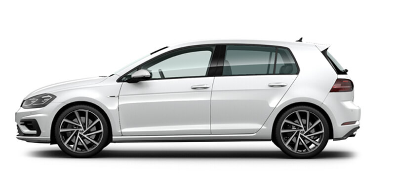 Golf R 7 Speed DSG 4MOTION<br>
