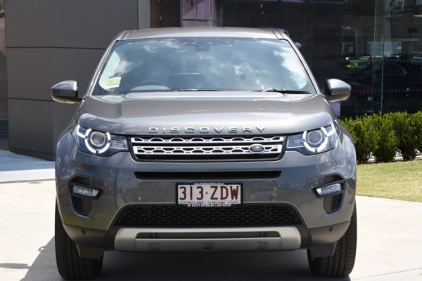 2018 MY19 Land Rover Discovery Sport L550 19MY TD4 110kW Suv