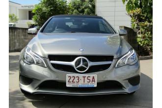 2013 Mercedes-Benz E-Class A207 MY13 E250 7G-Tronic + Cabriolet Image 2