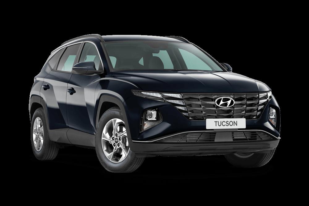 2021 MY22 Hyundai Tucson NX4.V1 Tucson Suv