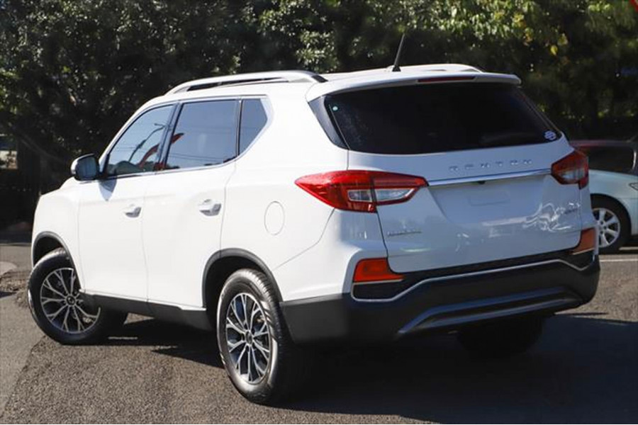 2019 SsangYong Rexton Y400 MY20 ELX Suv