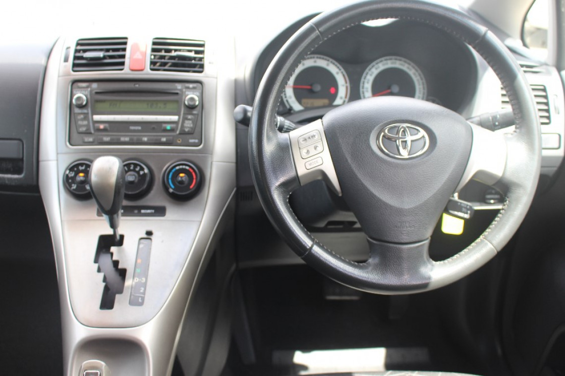 2007 Toyota Corolla ZZE122R 5Y CONQUEST Hatchback